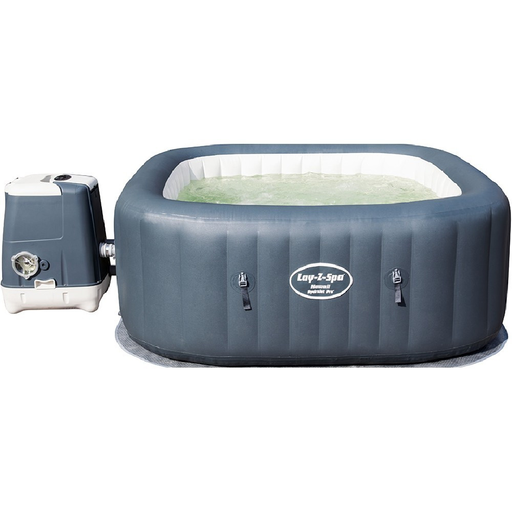 Lay Z Spa Gonflable Bestway Hawaii Hydrojet Pro Pour 4 A 6